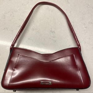 Guess Patent Leather Handbag